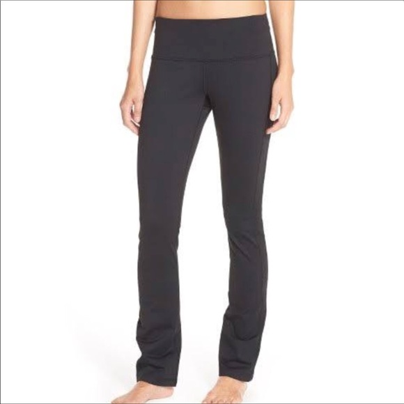 4b1e61a013 Zella Pants | New W Tags Plank Slim Straight Yoga | Poshmark